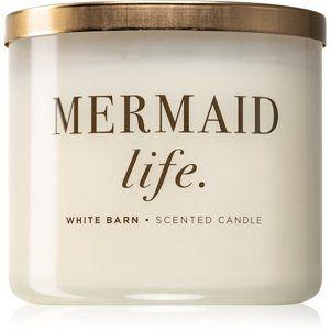 Bath & Body Works Turquoise Waters vonná sviečka II. (Mermaid Life) 411 g