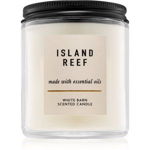 Bath & Body Works Island Reef vonná sviečka 198 g
