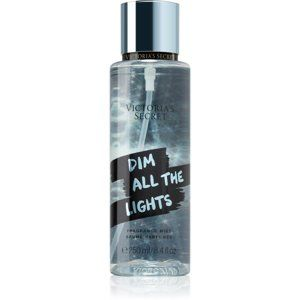Victoria's Secret Dim All The Lights telový sprej pre ženy 250 ml