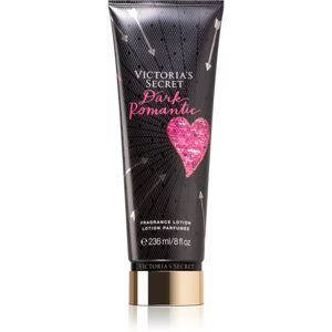 Victoria's Secret Dark Romantic telové mlieko pre ženy 236 ml