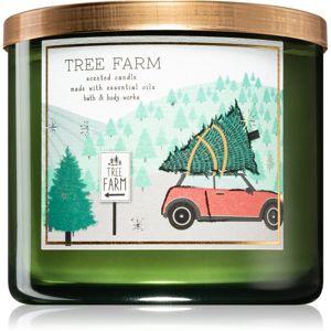 Bath & Body Works Tree Farm vonná sviečka 411 g