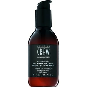 American Crew Shave & Beard ALL-IN-ONE Face Balm Broad Spectrum SPF 15 balzam po holení SPF 15 170 ml