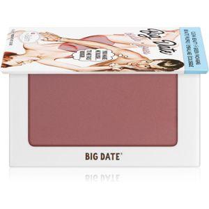 theBalm Big Date® lícenka a očné tiene v jednom 6,5 g