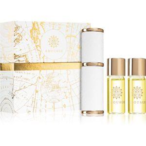 Amouage Fate parfumovaná voda (1x plnitelná + 3x náplň) pre ženy 3x10 ml