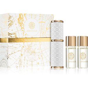 Amouage Journey parfumovaná voda (1x plnitelná + 3x náplň) pre ženy 3x10 ml
