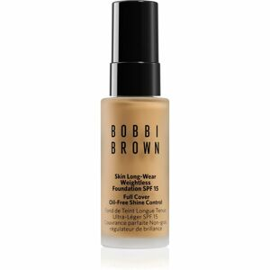Bobbi Brown Mini Skin Long-Wear Weightless Foundation dlhotrvajúci make-up SPF 15 odtieň Natural 13 ml
