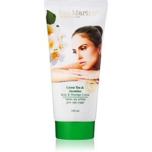 Sea of Spa Bio Marine Green Tea & Jasmine telové a masážne mlieko 180 ml