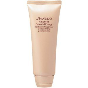 Shiseido Advanced Essential Energy Hand Nourishing Cream revitalizačný krém na ruky 100 ml