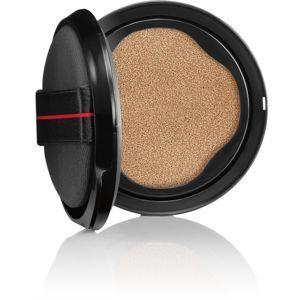 Shiseido Synchro Skin Self-Refreshing Cushion Compact Refill dlhotrvajúci kompaktný make-up náhradná náplň odtieň 350 Maple 13 g