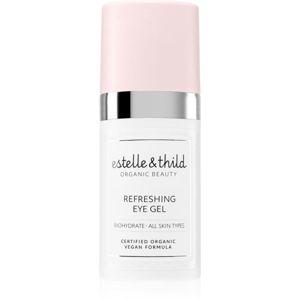 Estelle & Thild BioHydrate hydratačný očný gél proti opuchom a tmavým kruhom 15 ml