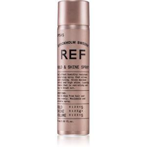 REF Styling lak na vlasy s leskom 75 ml