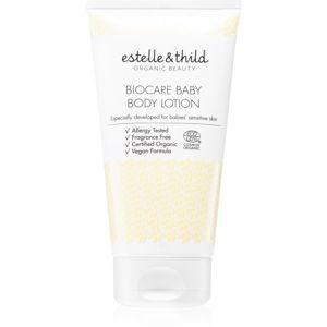 Estelle & Thild BioCare Baby hydratačné telové mlieko na detskú pokožku 150 ml