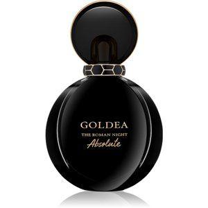 Bvlgari Goldea The Roman Night Absolute parfumovaná voda pre ženy 75 ml