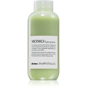 Davines Momo Yellow Melon hydratačný krém pre suché vlasy 150 ml