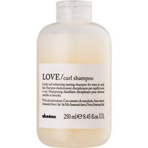 Davines Love Almond šampón pre vlnité vlasy 250 ml