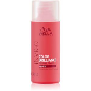 Wella Professionals Invigo Color Brilliance šampón pre hustré farbené vlasy 50 ml