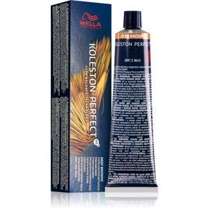 Wella Professionals Koleston Perfect ME+ Deep Browns permanentná farba na vlasy odtieň 7/77 60 ml