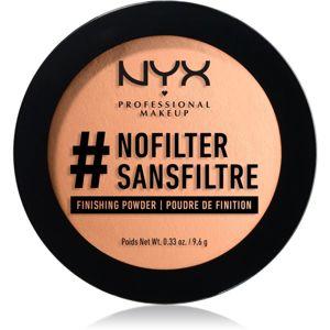 NYX Professional Makeup #Nofilter púder odtieň 10 Classic Tan 9,6 g