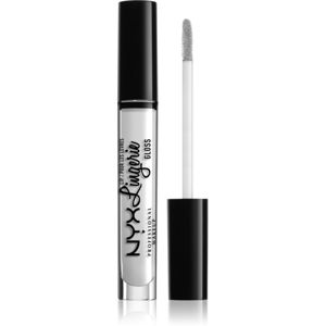 NYX Professional Makeup Lip Lingerie Gloss lesk na pery odtieň 01 Clear 3,4 ml