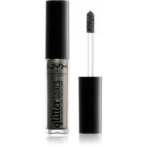 NYX Professional Makeup Glitter Goals trblietavé tekuté očné tiene odtieň 08 Imaginarium 3,4 g