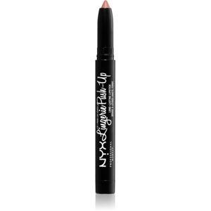 NYX Professional Makeup Lip Lingerie Push-Up Long-Lasting Lipstick matný rúž v ceruzke odtieň PUSH-UP 1,5 g