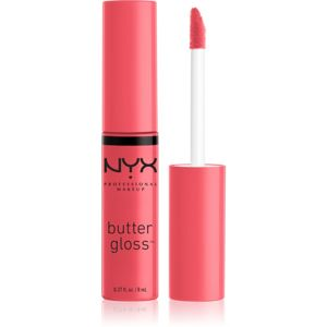 NYX Professional Makeup Butter Gloss lesk na pery odtieň 36 Sorbet 8 ml
