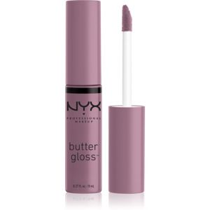 NYX Professional Makeup Butter Gloss lesk na pery odtieň 43 Marshmallow 8 ml