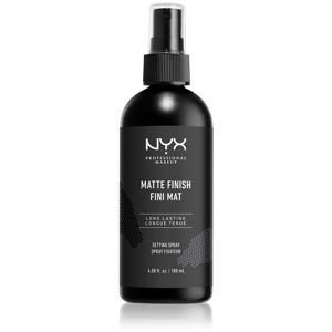 NYX Professional Makeup Makeup Setting Spray Matte fixačný sprej 180 ml