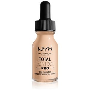 NYX Professional Makeup Total Control Pro make-up odtieň 04 - Light Ivory 13 ml