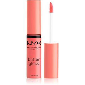NYX Professional Makeup Butter Gloss lesk na pery odtieň 08 Apple Strudel 8 ml