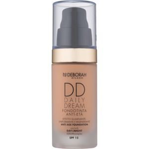 Deborah Milano DD Daily Dream make-up proti starnutiu pleti SPF 15 odtieň 03 Sand 30 ml