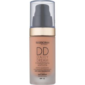 Deborah Milano DD Daily Dream make-up proti starnutiu pleti SPF 15 odtieň 04 Apricot 30 ml