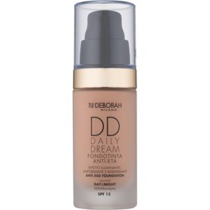 Deborah Milano DD Daily Dream make-up proti starnutiu pleti SPF 15 odtieň 01 Fair 30 ml