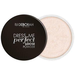 Deborah Milano Dress Me Perfect zmatňujúci sypký púder