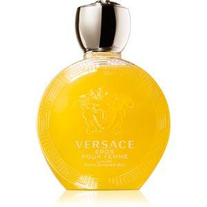 Versace Eros Pour Femme sprchový a kúpeľový gél pre ženy 200 ml
