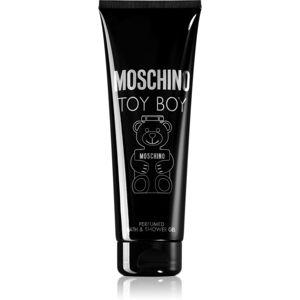 Moschino Toy Boy sprchový a kúpeľový gél pre mužov 250 ml