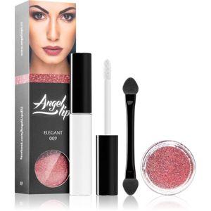 Di Angelo Cosmetics Angel Lips kozmetická sada pre ženy odtieň 9 Elegant