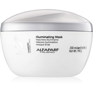 Alfaparf Milano Semi di Lino Diamond Illuminating maska pre lesk 200 ml