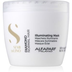 Alfaparf Milano Semi di Lino Diamond Illuminating maska pre lesk 500 ml