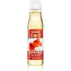 Arcocere After Wax Papavero upokojujúci čistiaci olej po epilácii 150 ml