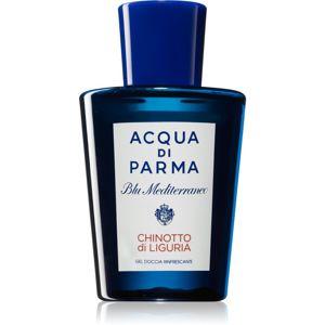 Acqua di Parma Blu Mediterraneo Chinotto di Liguria osviežujúci sprchový gél unisex 200 ml