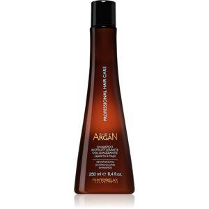 Phytorelax Laboratories Olio Di Argan čistiaci šampón pre objem s arganovým olejom 250 ml