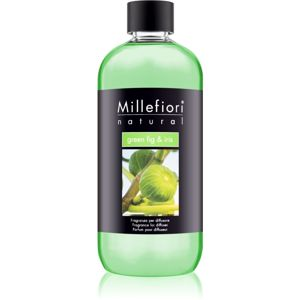 Millefiori Natural Green Fig & Iris náplň do aróma difuzérov 500 ml