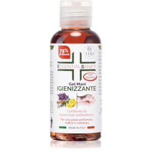 THD Essential Sanify Gel Mani Igienizzante antibakteriálny gél na ruky 100 ml
