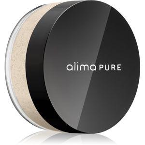 Alima Pure Face sypký minerálny púdrový make-up odtieň Olive 0 6,5 g