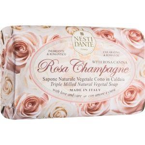 Nesti Dante Rose Champagne prírodné mydlo