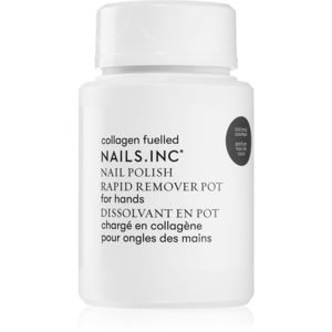 Nails Inc. Powered by Collagen odlakovač na nechty bez acetónu 60 ml