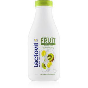 Lactovit Fruit vyživujúci sprchový gél 500 ml