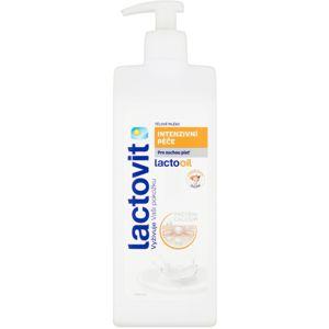 Lactovit LactoOil hydratačné telové mlieko 400 ml