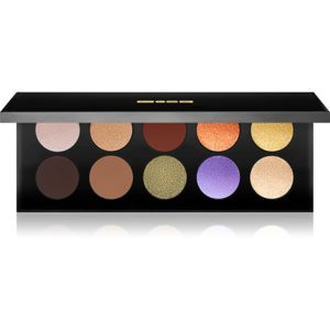 Pat McGrath MOTHERSHIP VI: MIDNIGHT SUN paletka očných tieňov 10 x 1,32 g